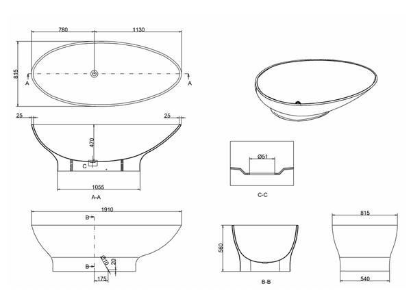 moderne badewannen wohlfuhlerlebnis dekoration und