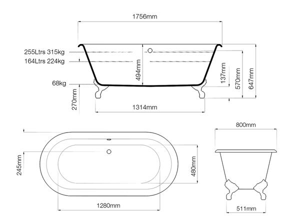 freistehende badewanne gebraucht wohndesign und. Black Bedroom Furniture Sets. Home Design Ideas