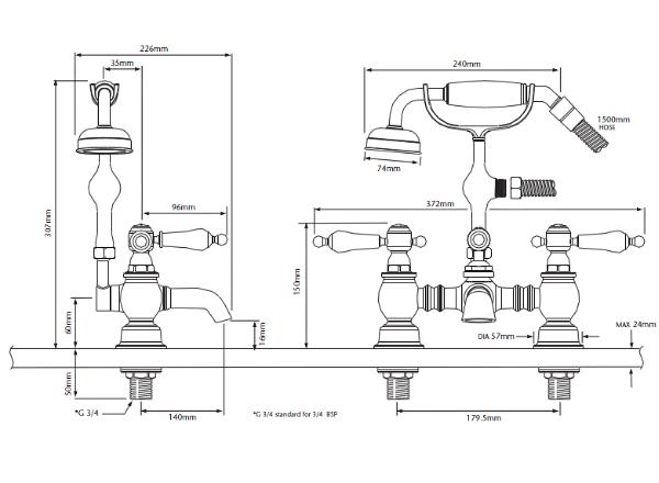 dusche armaturen unterputz ihr ideales zuhause stil. Black Bedroom Furniture Sets. Home Design Ideas