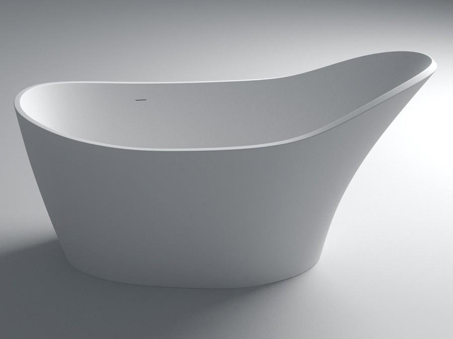 freistehende badewanne mineralguss badewanne. Black Bedroom Furniture Sets. Home Design Ideas