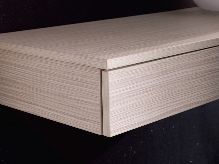 design konsole mit schublade edge 800 classic stone. Black Bedroom Furniture Sets. Home Design Ideas