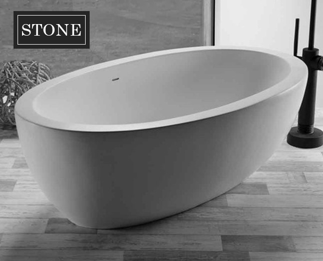 optiline acryl oval badewanne freistehend carprola for. Black Bedroom Furniture Sets. Home Design Ideas
