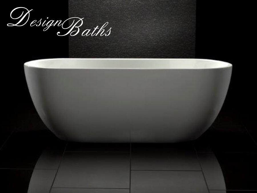 freistehende badewanne acryl oder keramik das beste aus wohndesign und m bel inspiration. Black Bedroom Furniture Sets. Home Design Ideas