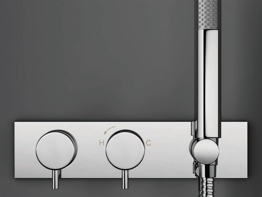 Sehr Duschgarnitur Unterputz CL36